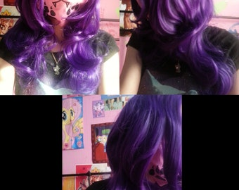 MADE TO ORDER Rarity My Little Pony cosplay wig