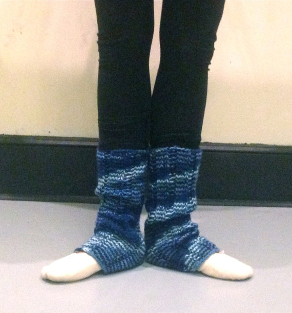 Knitting Patterns Leg Warmers Ballet : Leg Wamers // Knitted Leg Warmers // Ballet by EntireLeighHandMade