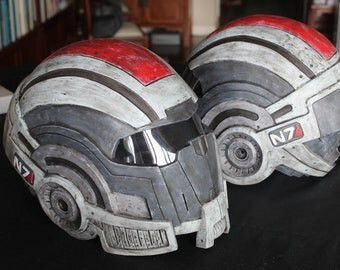 Mass Effect N7 Helmet replica