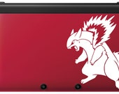 Typhlosion Decal