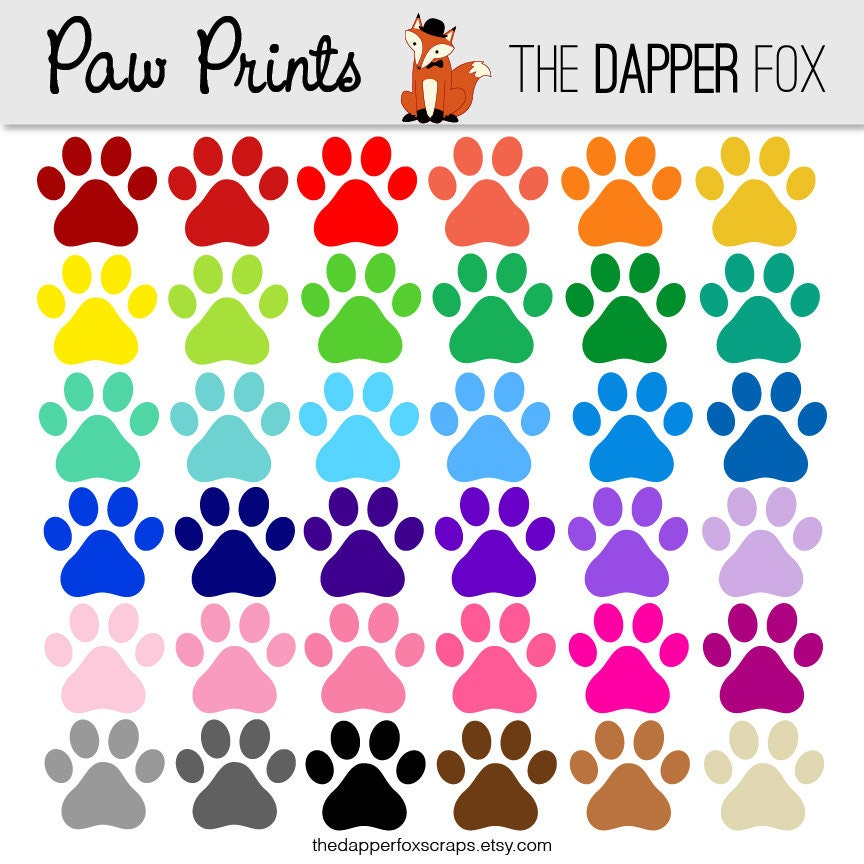 Clip Studio Paint Pawprint Brush