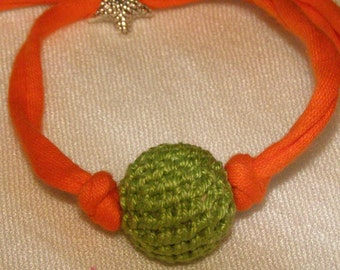 adjustable bracelet with ball