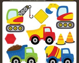 Clip Art Dump Truck Clip Art dump truck clipart etsy construction clip art art