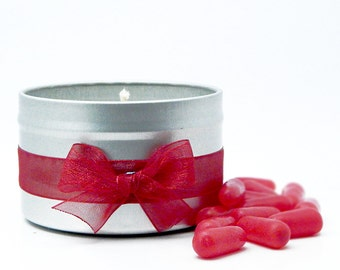 Red Hot Cinnamon Candies Scented Candle Tin 8oz