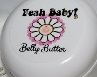 Yeah Baby! Belly Butter - Get Skin Ready to Stretch!