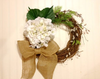 door wreath, front door wreath, white wreath, summer wreath, spring wreath, wreath summer, wreath spring, wreath, wreaths