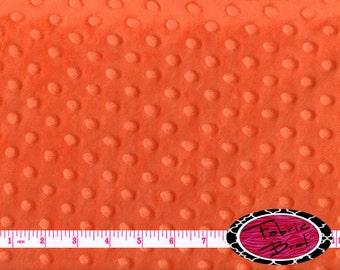 Popular Items For Orange Minky On Etsy