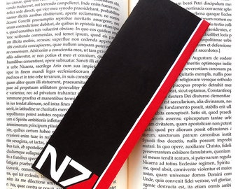 Mass Effect N7 bookmark