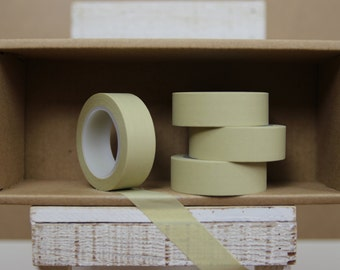 Washi Tape - solid latte - S09