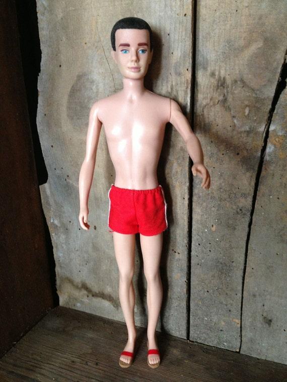 Vintage Dolls 1960 Vintage Original Ken Doll 1960