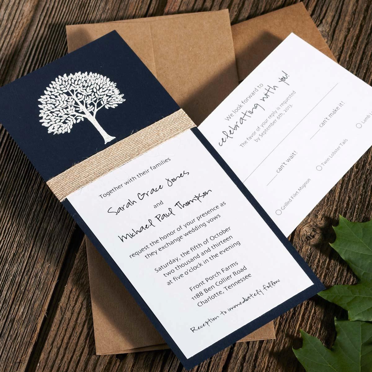 etsy wedding invitations winter - 28 images - winter wedding ...