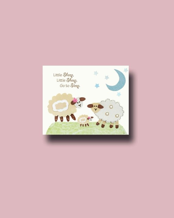 little sheep lamb nursery decor uni nursery baby girl