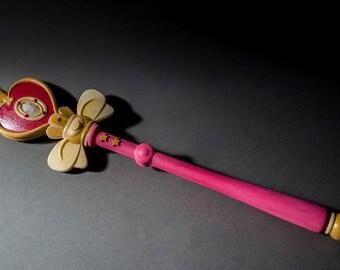 Sailor Moon Spiral Heart Rod Cosmic Wand