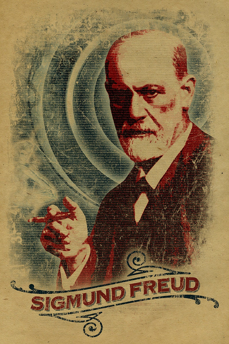 Journal Article Review about Sigmund Freud