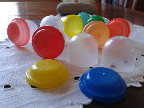 Valentine S Day Toy Prizes : Empty gumball prize toy capsules mother s by