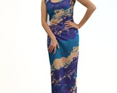 Women's Go to Print BodyCon Dress