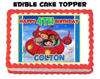 Little Einsteins Cake Topper