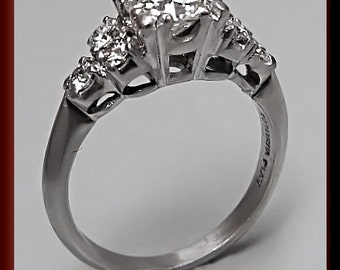 Wedding rings for beautiful women 1940 s antique wedding rings