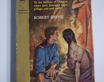 The Chieftain: A Story of the Nez Perce People by Robert Payne Cardinal 1954