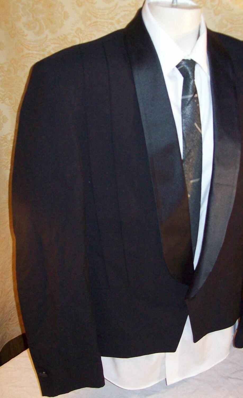 Tuxedo Jacket Waistcoat 40 Cowboy Wedding 23 Nights Michael