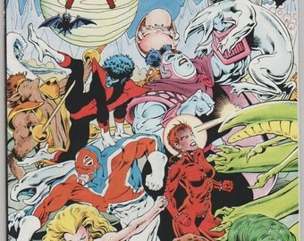 Excalibur: The Sword is Drawn Vol 1, 1, First Printing, Copper Age Comic Book.  NM. April 1988.  Marvel Comics