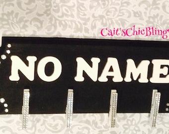 "Teacher Classroom ""No Name"" Sign"
