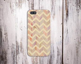 Painted Wood x Chevrons Case for iPhone 6 6 Plus iPhone 7  Samsung Galaxy  & s7 and Note 5  S8 Plus Phone Case, Google Pixel