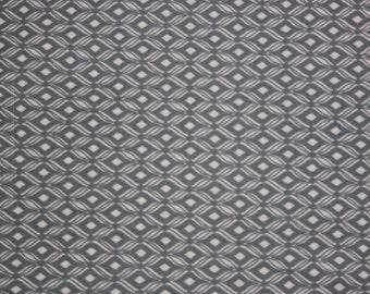 Robert Kaufman 100% cotton quilting fabric,  'Modern Bliss' Grey
