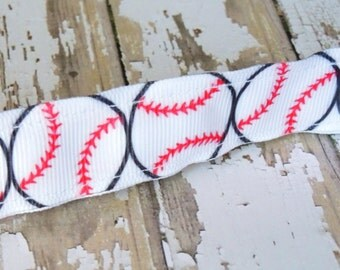 Baseball, Pacifier Clip, Baseball Pacifier Clip, Baseball Soother Clip, Binky Clip, Soother Clip, Baby Accessory, Infant Accessory