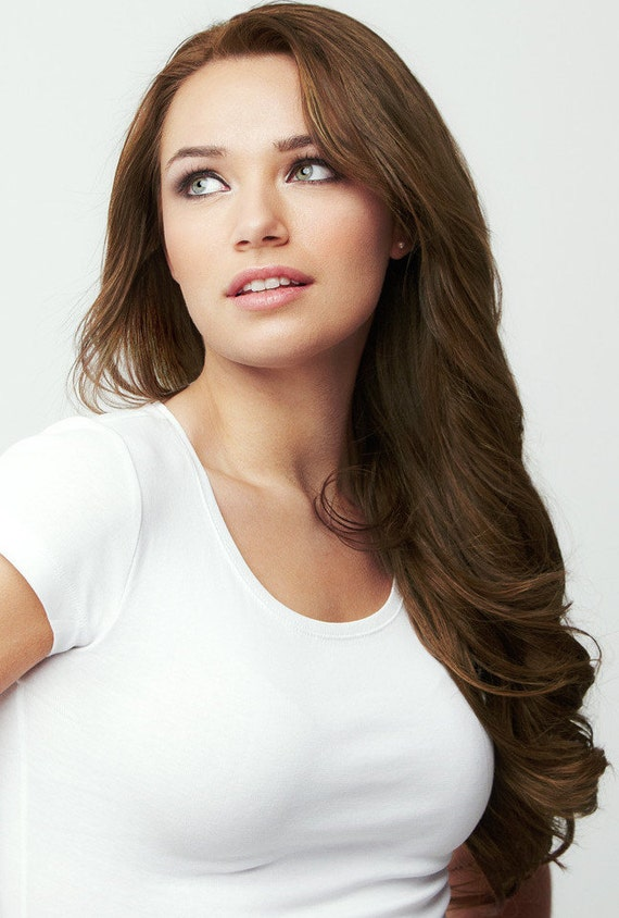 100 European Remy Hair Extensions Triple Weft Hair