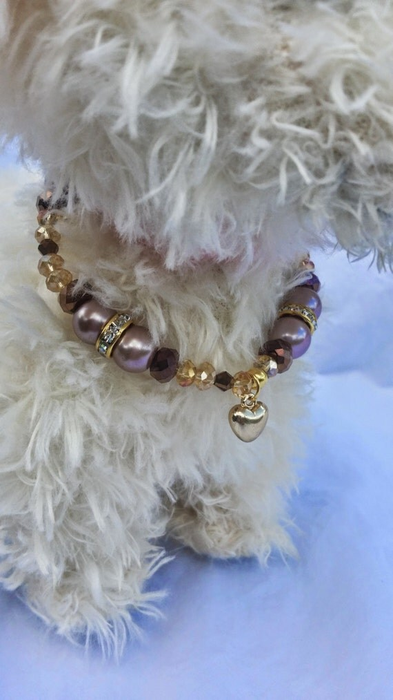 Dog Collar Pet Jewelry Dog Jewelry Necklace for Dogs