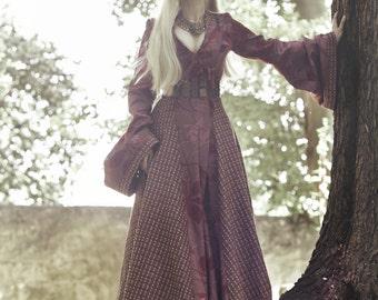 Hear Me Roar Cotton Dress