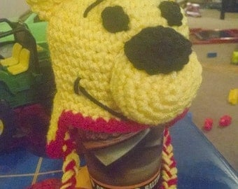 Honey Bear Hat