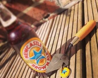Archaeology Trowel Bottle Opener 'The Key'