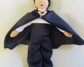 Vampire Doll - Halloween Toy Dracula Doll