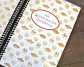 Hardcover Book Journal/ Sketchbook: The Fannie Farmer Cookbook