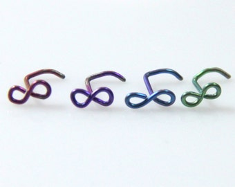 Infinity Nose RIngs