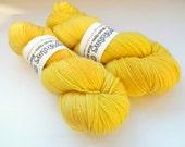 "Kashmir Sock Fingering Weight Merino/Cashmere/Nylon Yarn ""Valhalla"""