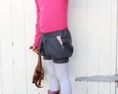 Pixie Shorts - PDF Pattern -  Sizes 6m - age 10