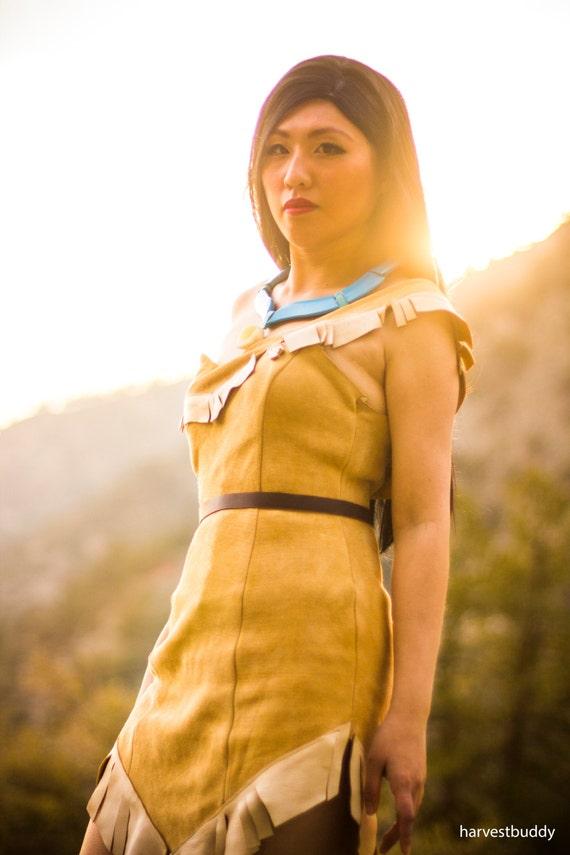 Pocahontas Necklace Co...