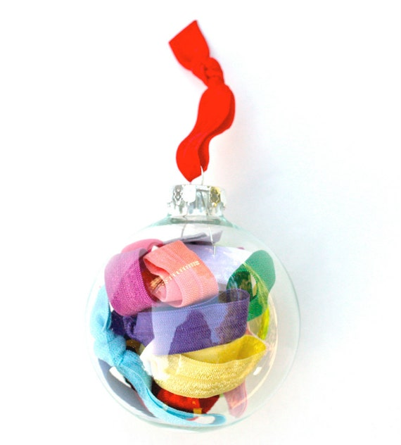 Items similar to Hair Tie Ornament