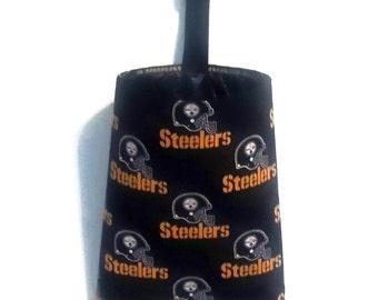 Car Trash Bag for Pittsburgh Steeler Fans