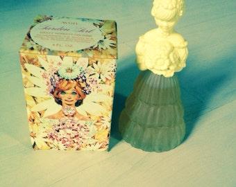 Vintage Avon Garden Girl Sweet Honesty Cologne