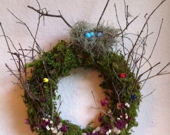 Nature Wreath