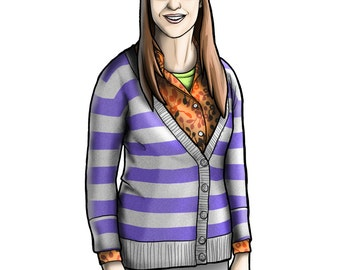 Bookmark Amy Farrah Fowler The Big Bang Theory TV Series