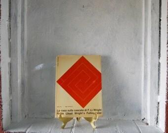 Frank Lloyd Wright Fallingwater Zevi, Bruno: Kaufmann, Jr., Hardcover Book with Dust Jacket