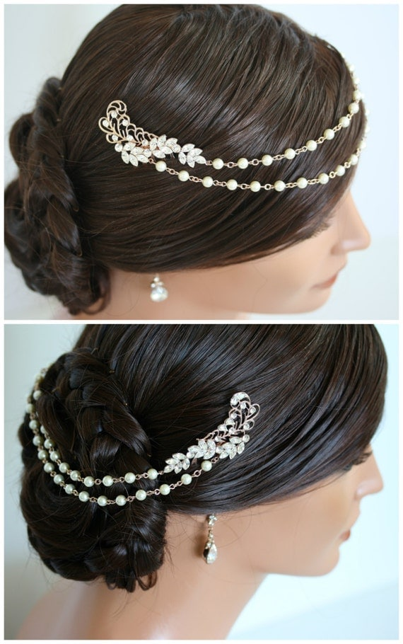 Find a great selection of wedding hair accessories at cinema15.cf Shop for elegant headbands, head wraps, flower hair clips & more. Free shipping & returns.