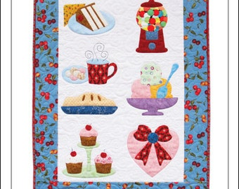 Sweet! Wall Quilt Pattern