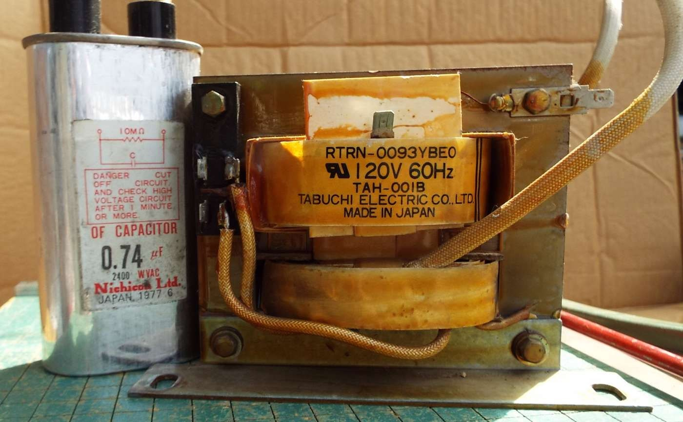 Old Microwave Oven Transformer Upcycle Recycle By