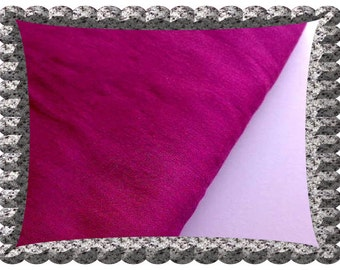 Magenta Dupioni Silk Fabric By The Yard, Bridesmaid Gown Fabric, Curtain Fabric, Pink Indian Silk Fabric, Wholesale Indian Fabric Stores